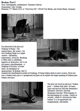 Broken: Part I - PDF